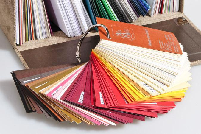 Дизайнерский картон (бумага)